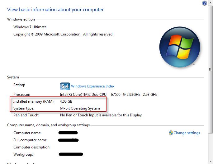 Yang mana satu: Windows 32-bit atau 64-bit?