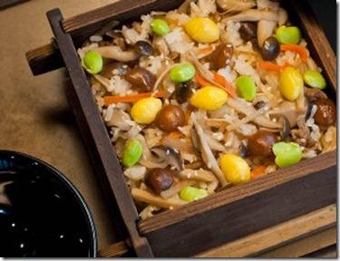 Resep Nasi Unik Takikomi Gohan
