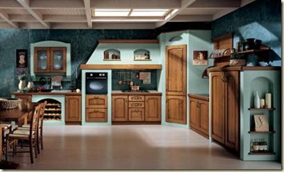 decoración de cocinas clasicas3