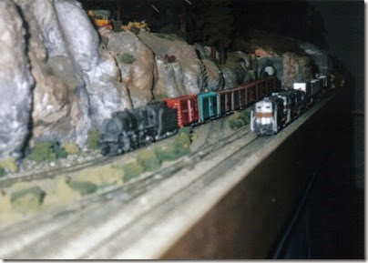 11 LK&R Layout at the Triangle Mall in November 1997