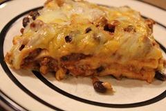 Quesadilla Casserole 2 - Joyful Momma's Kitchen