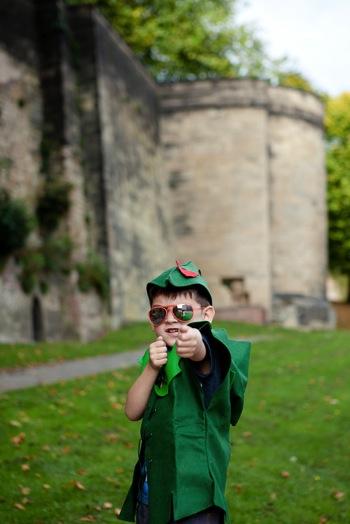 Robin Hood Marathon Day 16
