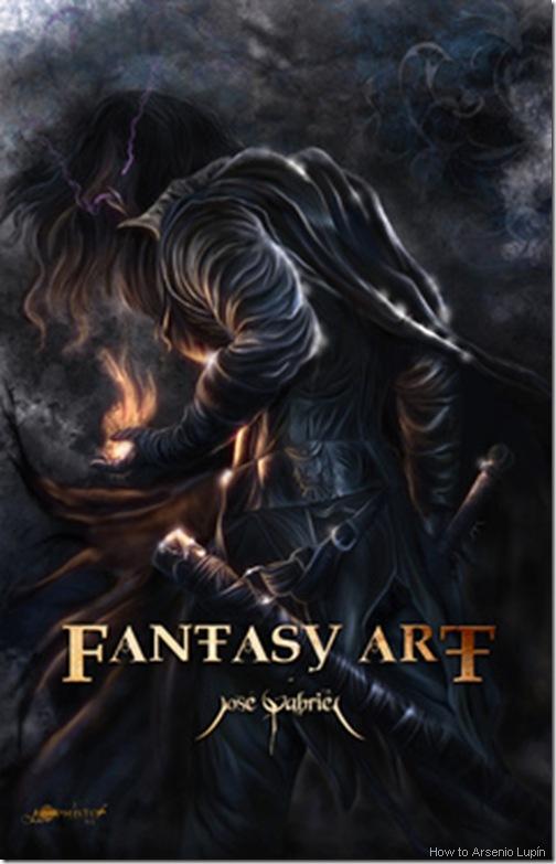 Fantasy Art, Autor: JOSE GABRIEL visitenlo en http://artofjosegabriel.jimdo.com/