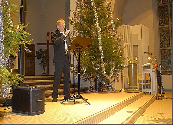 kauneimmat joululaulut  Noormarkun kirkko 043