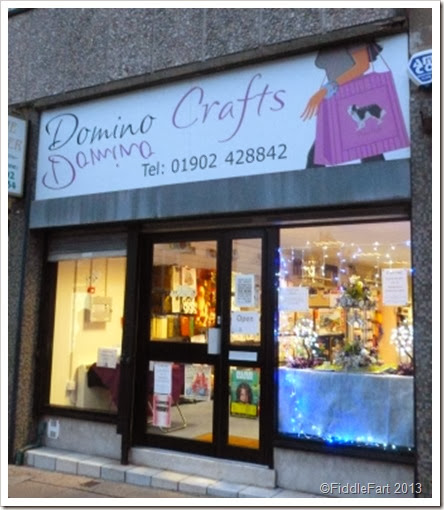 Domino Crafts