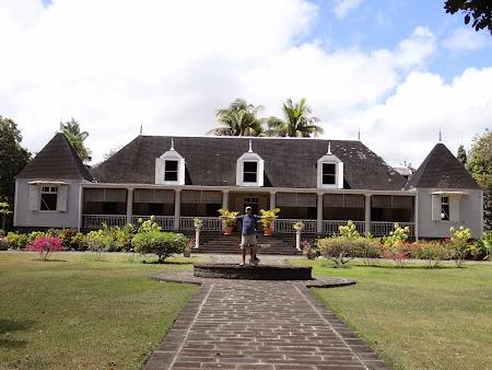 cladire coloniala - Mauritius