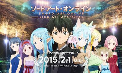 Hình Ảnh Sword Art Online SS3
