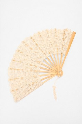 The original portable fan. Carry it in your bag during the summer, and you'll be prepared for any unexpected air-conditioning malfunctions. (urbanoutfitters.com)