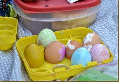 Malandi Makulu - Easter eggs