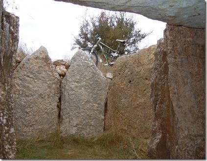 Dolmen de Las Arnillas, Gredilla de Sedano (Burgos).