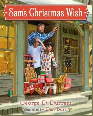 Sam's Christmas Wish cover