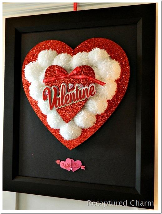 Valentine Heart Frame 063a