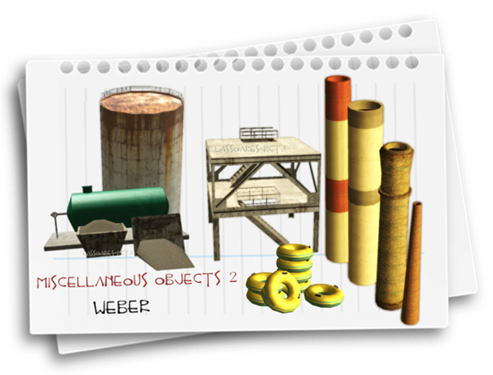 Miscellaneous Objects 2 (Weber) lassoares-rct3