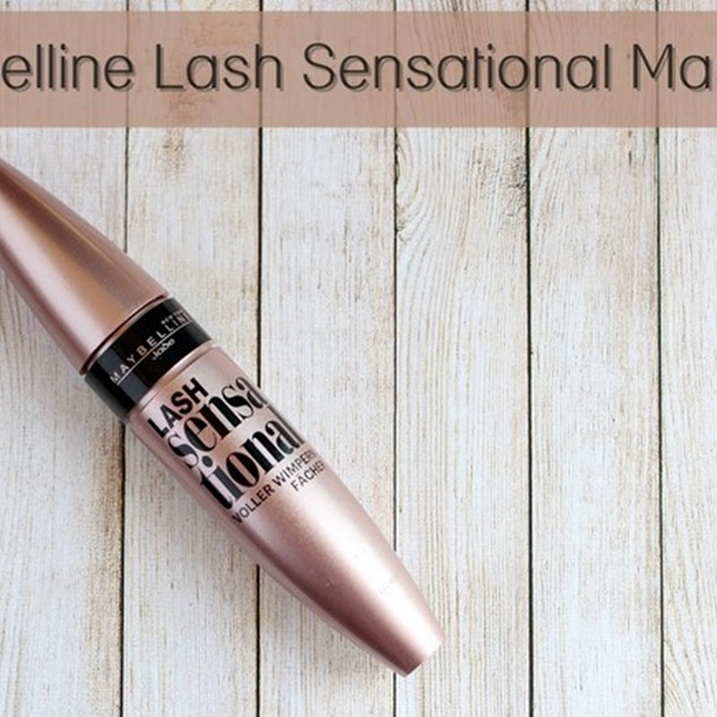 [Review] Maybelline Lash Sensational Mascara