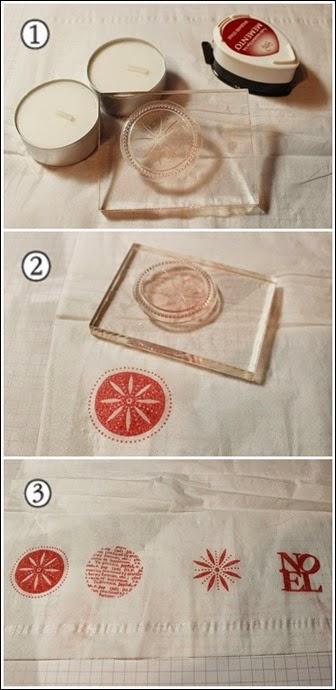 Teelichte bestempeln selbermachen 1b