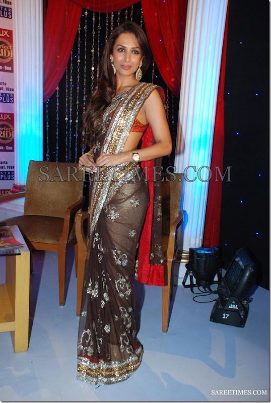 Mallaika at the launch of Perfect Bride. (Photo: IANS)