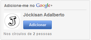Widgtet do Google Plus