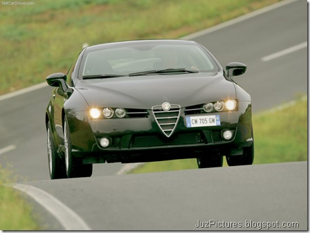 Alfa Romeo Brera 14