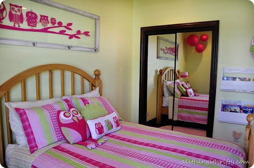 Decorating with Owls for a Little Girls Room