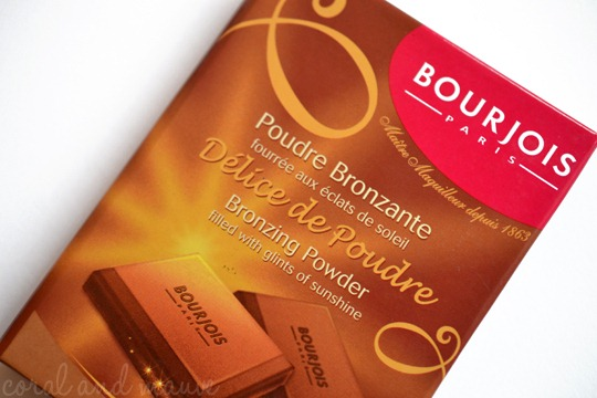 Bourjois Delice de Poudre