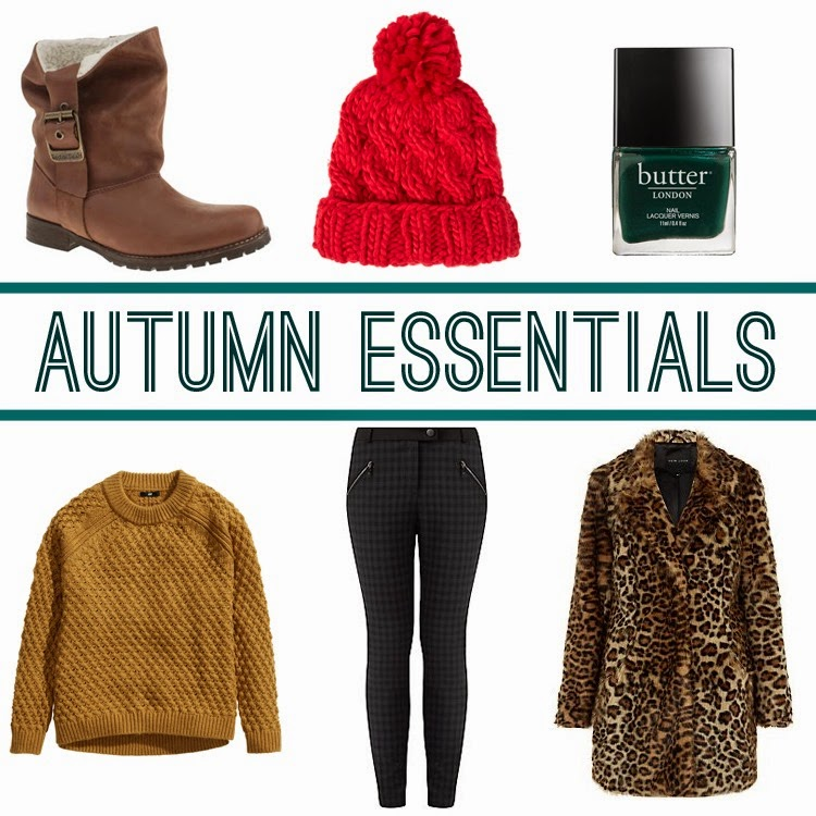 autumn-essentials