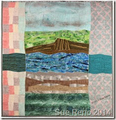 In Dreams I Climbed the Cliffs, by Sue Reno