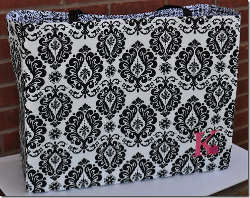DAMASK TOTE BAG (2)