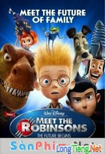 Gia Đình Robinson - Meet The Robinsons
