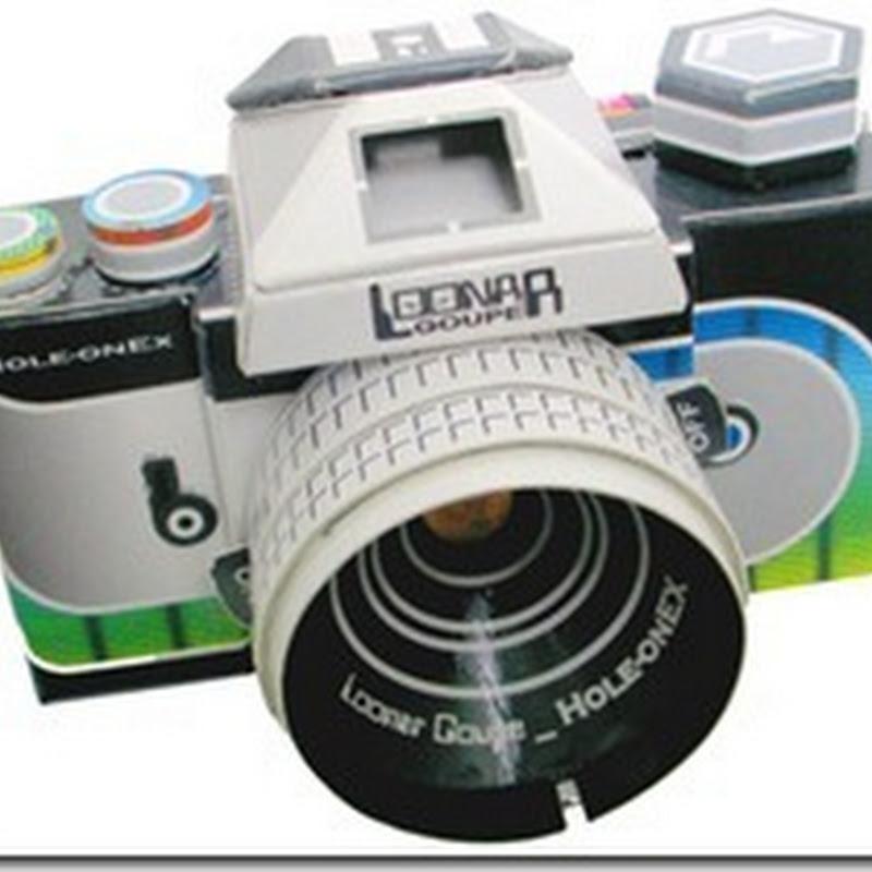 Mengedit foto dengan Toycamera analog