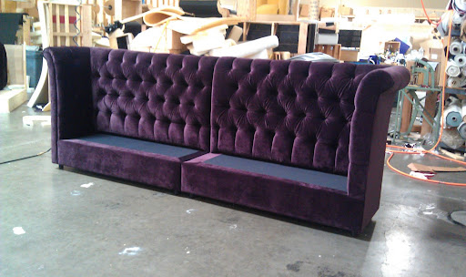 High back tufted banquette for teak hooked nj for hale design ...