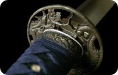 Katana (imagen de http://www.real-sword.com)