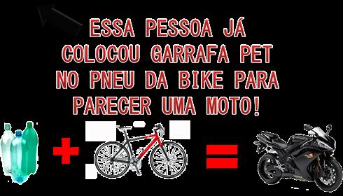 GARRAFA   BIKE = MOTO