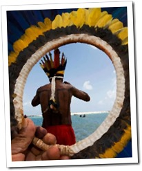 Indígena da Nação Xerente_Brasil_PO