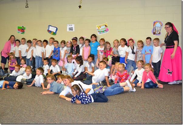 kindergarten-50sday