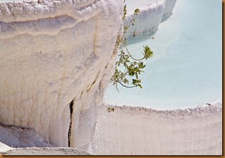 Pamukkale travertines 2
