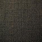 Ognioodporna tkanina obiciowa. > 100,000 cykli. Czarna.