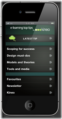 kineo_toptips_app