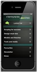 kineo_toptips_app