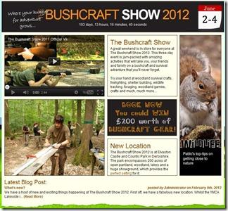 Bushcraft show 2012