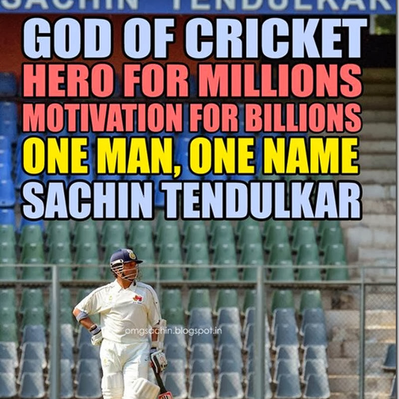 "The Journey of Sachin ""GOD"" Tendulkar from Age 11-40"