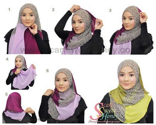 cara _memakai_jilbab