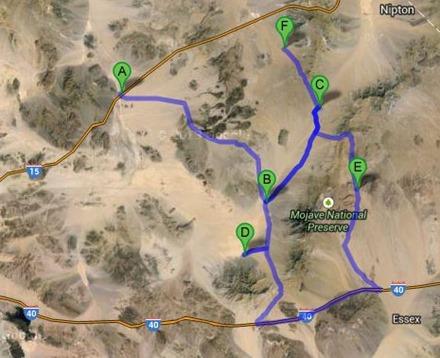 major map