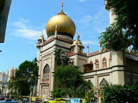 Singapore: The Grand Mosque