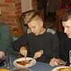 Évadbúcsúztató vacsora az utánpótlás csapatok részére 2013.11.29