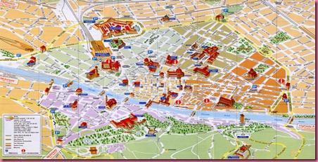 Firenze - Mappa dei Monumenti 3