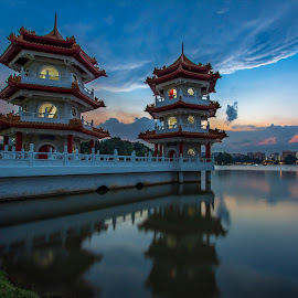 by Chris chong Yong rhen - Landscapes Sunsets & Sunrises
