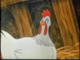 07 une poule
