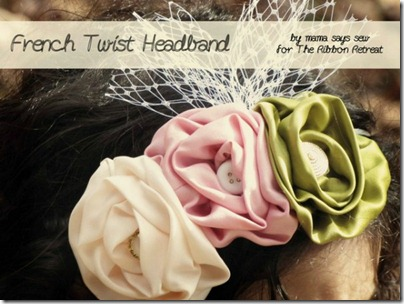 french-twist-flower-headband