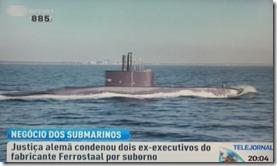 Regabofe submerge submarinos.Ago.2012