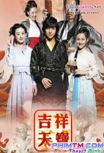Cát Tường Thiên Bảo - Lucky Tianbao 2016 Tập 20 21 Cuối